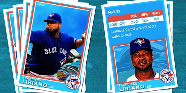 <p>The slider this Blue Jays southpaw wields is one of the deadliest weapons in the game. </p>