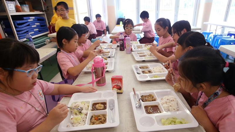 Hong Kong schoolchildren eat less salt and sugar in lunches but too much protein and not enough dietary fibre, health officials say