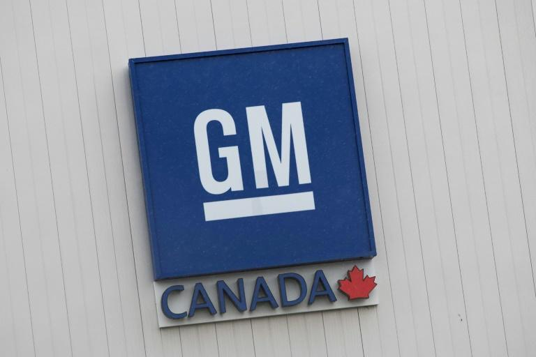 Some 1,200 workers are on temporary lay-off in Oshawa, a General Motors plant east of Toronto, GM Canada spokeswoman Jennifer Wright said