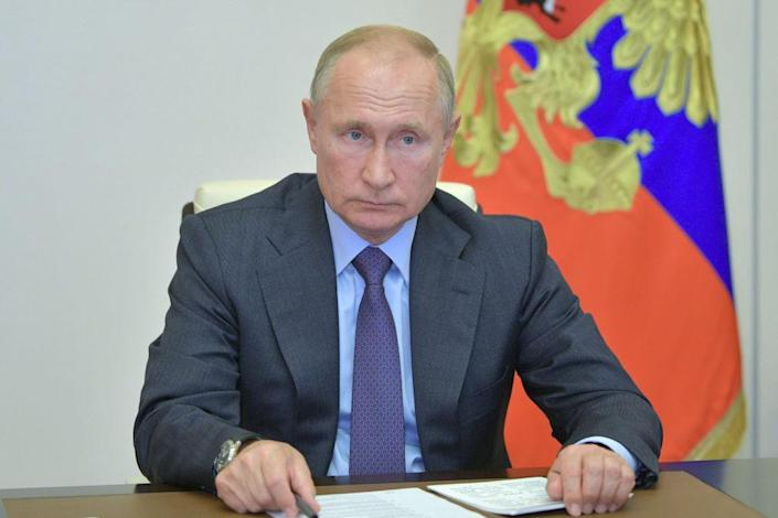 President Putin holds meeting on development of Russian timber industry