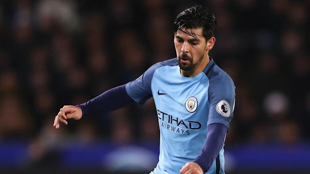 Manchester City have agreed a deal to sell Nolito, whose move to Sevilla will go through once he has passed a medical.