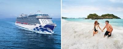 "Princess Cruises ""Come Back New"" Sale Offers Up to $600 Onboard Spending Money, Free Room Upgrades and Savings for Extra Guests"