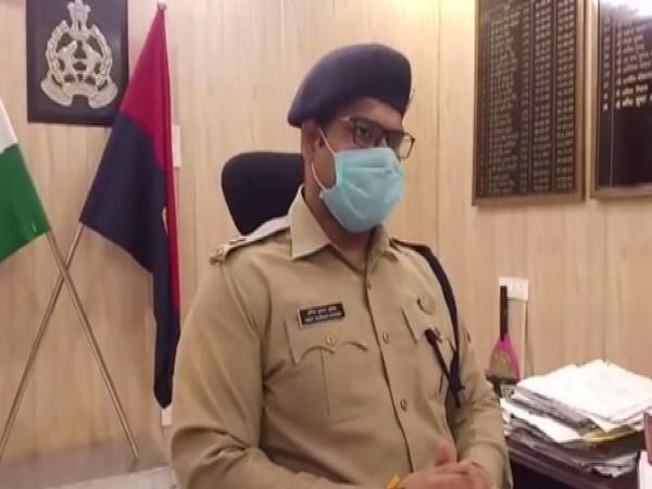Amit Anand, Superintendent of Police (SP)