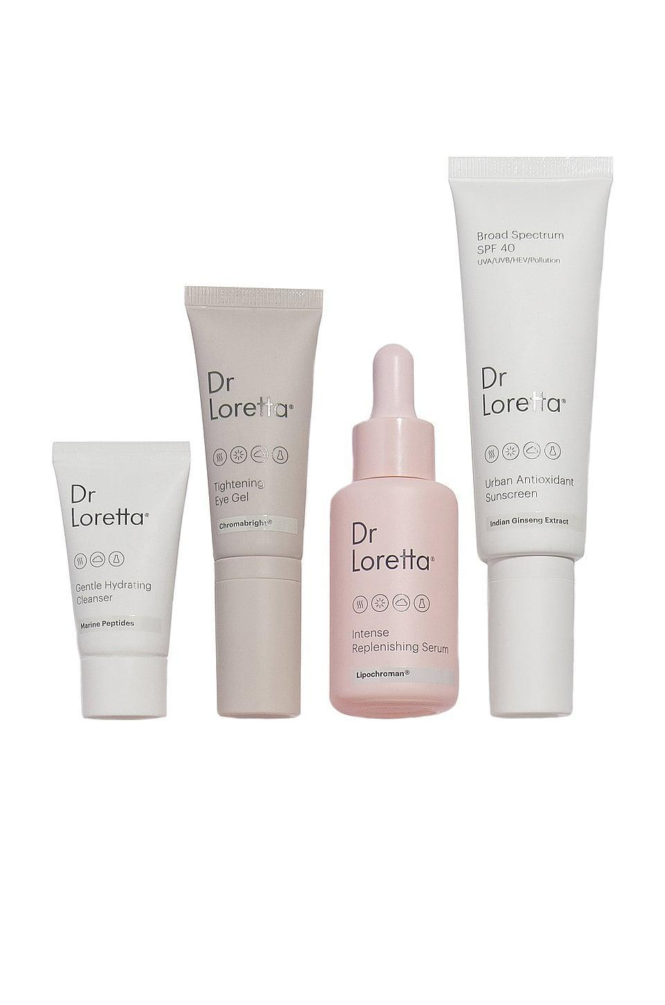 <p>This <span>Dr. Loretta The Essentials Kit</span> ($135) is filled with skin-care staples that they'll be obsessed with.</p>