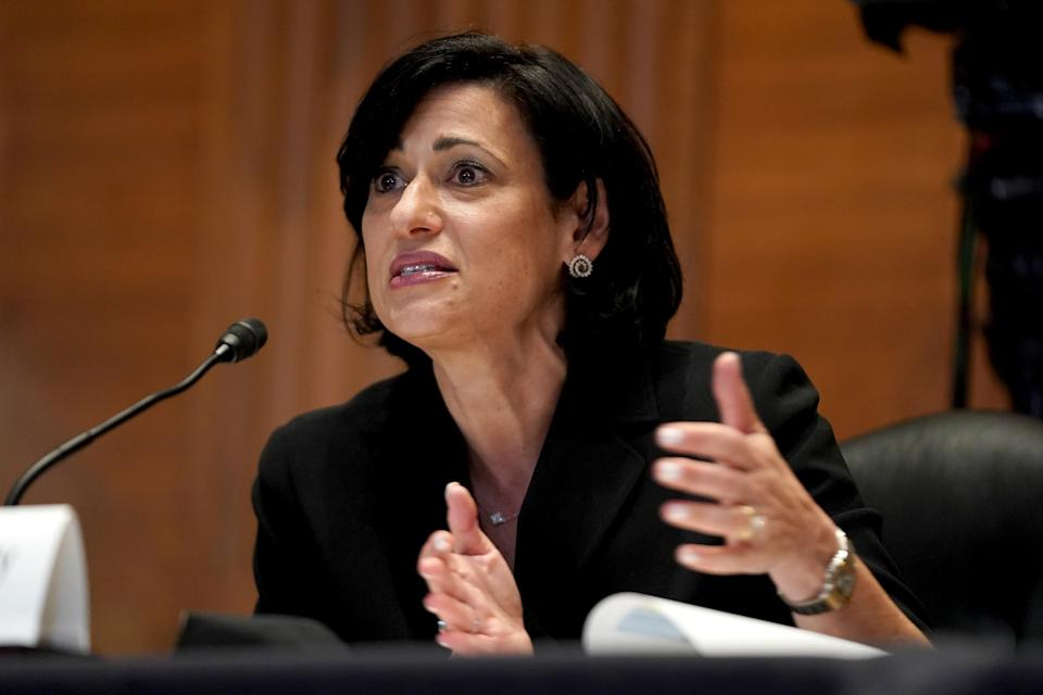 Senate Appropriations Subcommittee Holds Hearing On 2022 CDC Budget - Credit: Getty Images