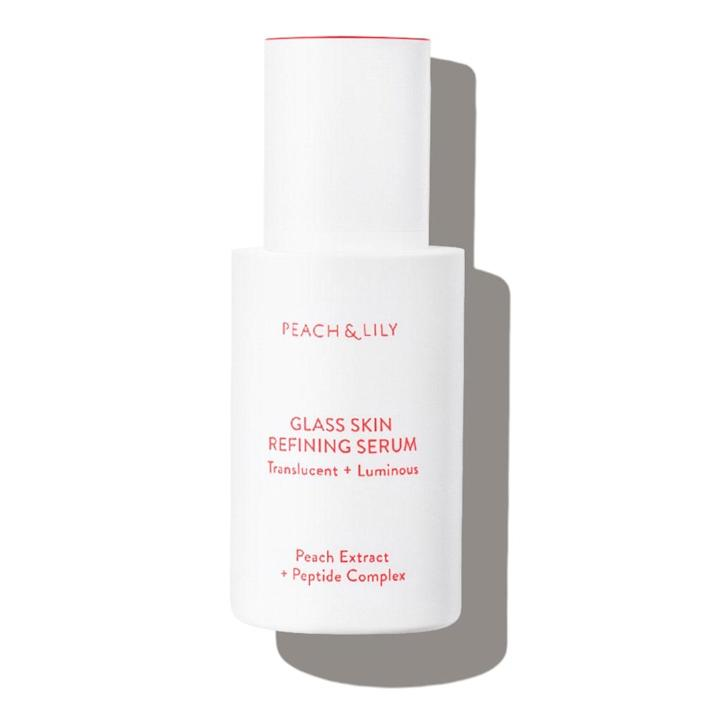 """<p>Just one application of this lightweight gel serum left my skin remarkably dewy — so much so that I skipped the dab of cream highlighter I usually apply to my cheekbones. I also noticed an immediate plumping effect, which I'm attributing to the hyaluronic acid in the blend. After applying the serum day and night for almost a week, there was significantly less redness around my nostrils than normal — a byproduct, I'd guess, of soothing niacinamide. It even helped calm the dark spots left behind from my stressed-induced breakouts. Simply put, my skin looked the happiest it has in a while. </p> <p>— D.M.</p> <p><a href=""""https://subscriptions.allure.com/pubs/N3/ALL/ALB_Login.jsp?cds_page_id=248731&cds_mag_code=ALL&id=1620654811310&lsid=11300853313057612&vid=1"""" rel=""""nofollow noopener"""" target=""""_blank"""" data-ylk=""""slk:+Get it here+"""" class=""""link rapid-noclick-resp""""><strong>+Get it here+</strong></a></p>"""