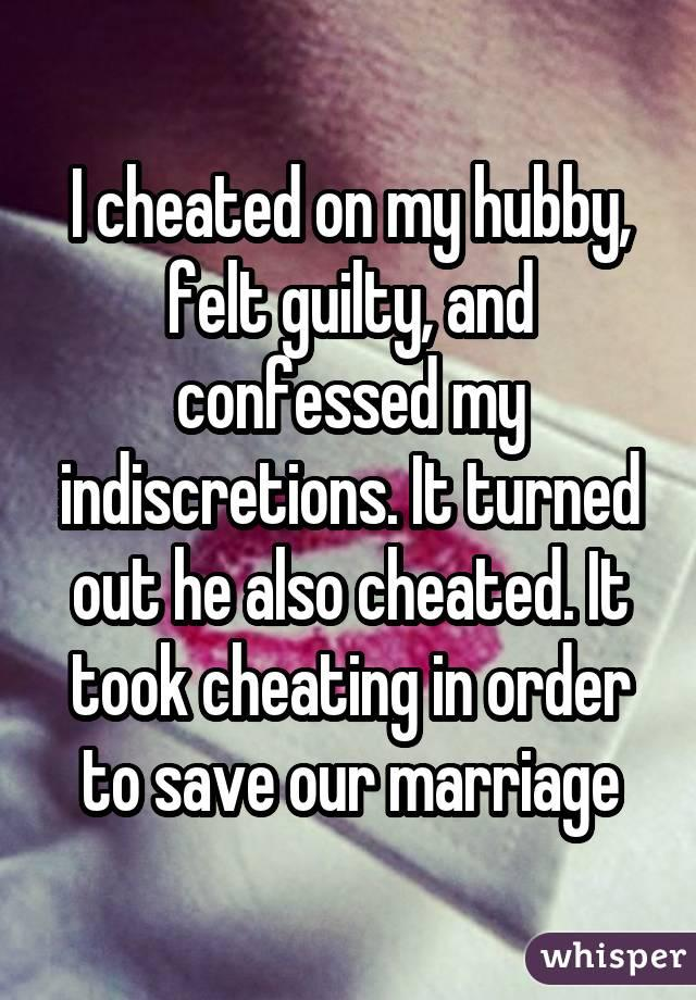 17 surprising instances where cheating actually saved the
