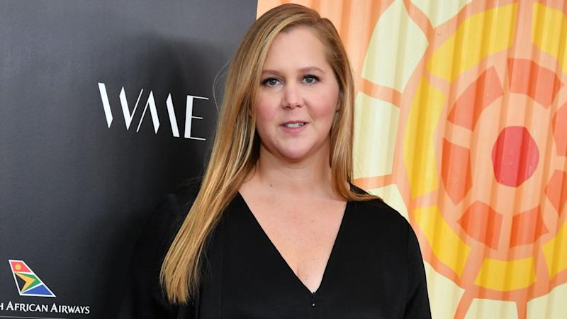Amy Schumer Recalls Scary Story Of Her C-Section