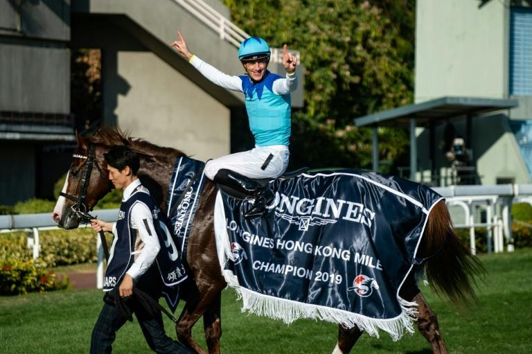 Belgian jockey Christophe Soumillon was ruled out of the Breeders' Cup after testing positive for Covid-19