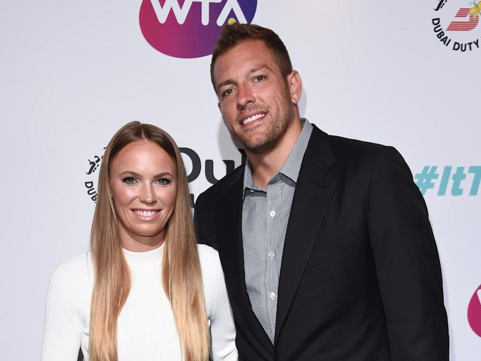 David Lee und Caroline Wozniacki erwarten ihr erstes Kind. (Bild: Featureflash Photo Agency / Shutterstock.com)