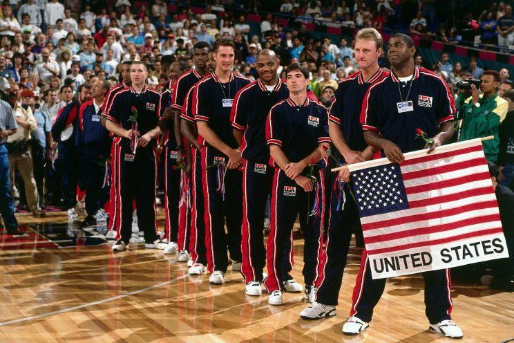 Image result for 1992 dream team