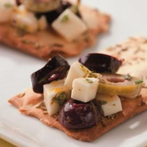 Easy, No-Cook New Year's Appetizers