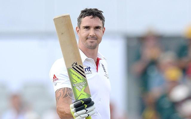 Kevin Pietersen has called time on his career - PA
