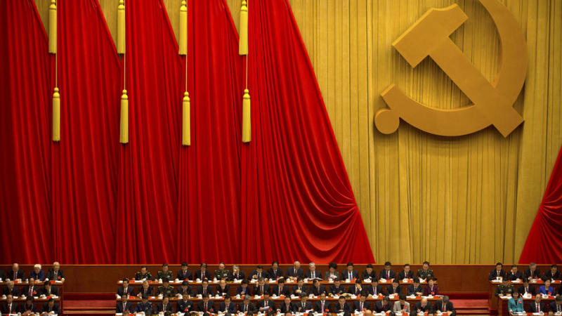 China's Communist Party plans Stalinist-style purge ahead of Congress