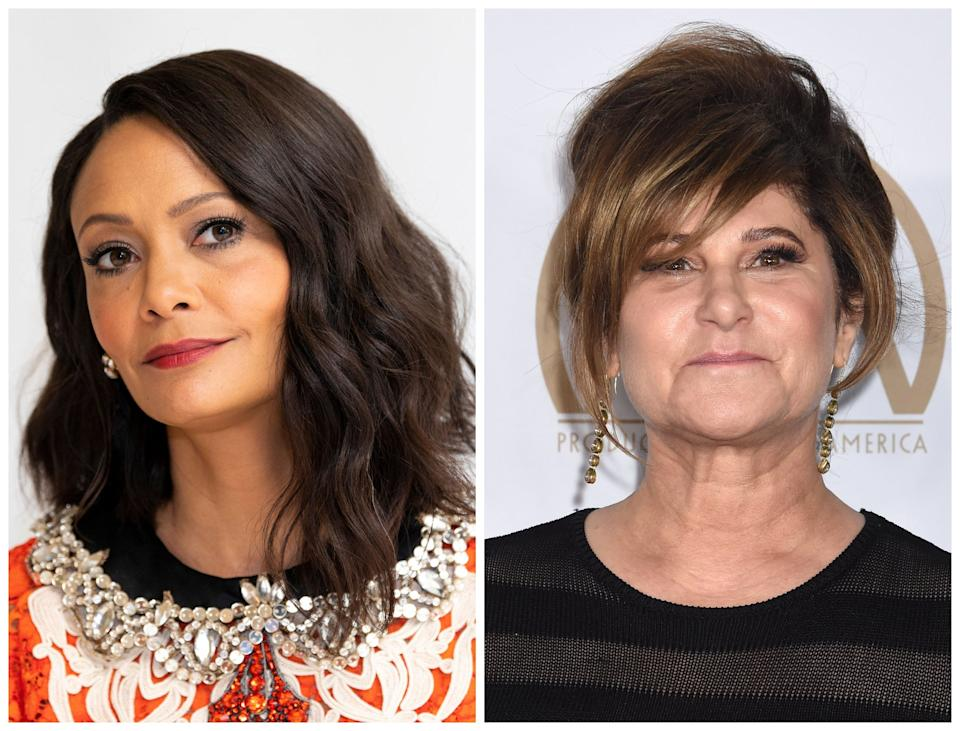 Thandie Newton says a conversation with Amy Pascal made her quit Charlie's Angels: Rex