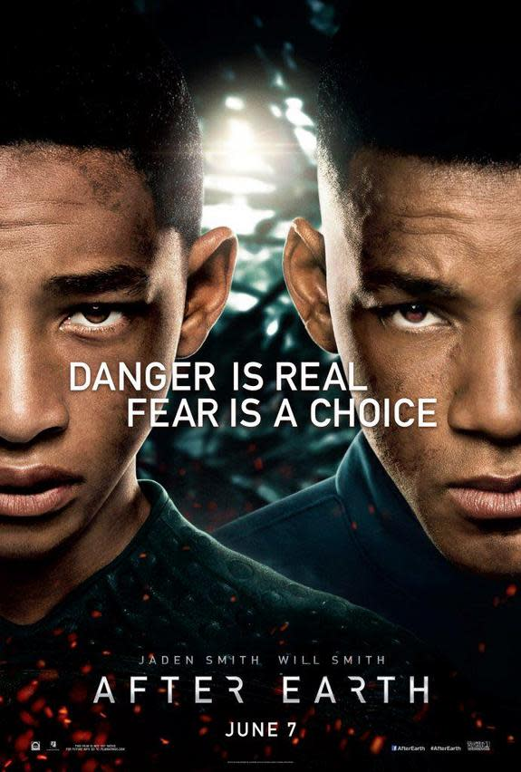 Five Weird Future Predictions in 'After Earth'