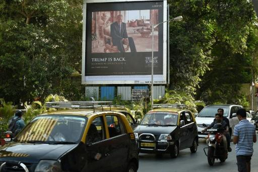 <p>Trump Jr to wine and dine luxury flat buyers in India</p>