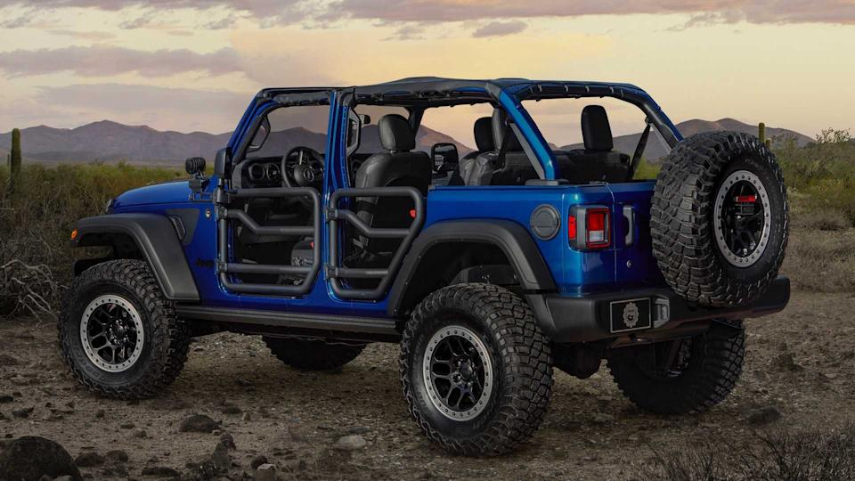 2021 jeep wrangler getting additional updates to fight the