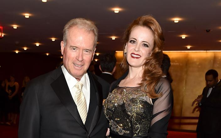 Robert Mercer and Rebekah Mercer at Lincoln Center in 2017 in New York City. (Photo: Patrick McMullan via Getty Images)