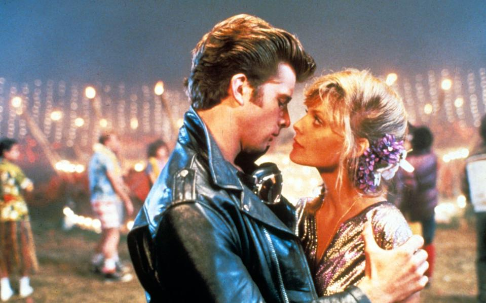 Pfeiffer in 'Grease 2'