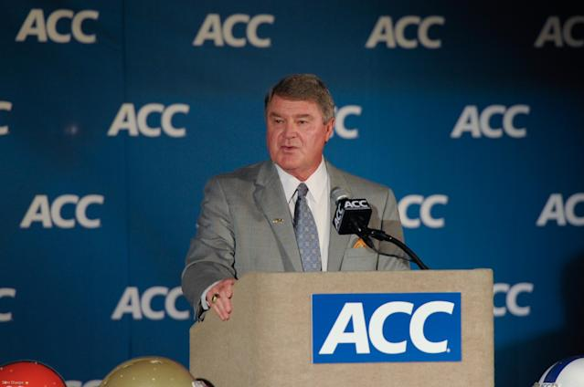 ACC will stay with eight-game conference schedule (Update)