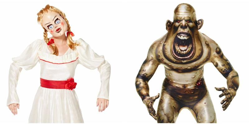 23 Scary Halloween Costumes That Will Seriously Spook Everyone