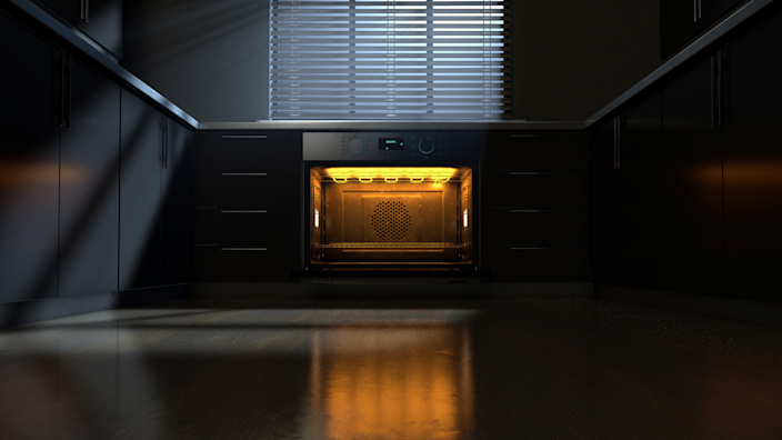 Carbon monoxide is a serious threat to your household's wellbeing—avoid using your oven to stay warm.