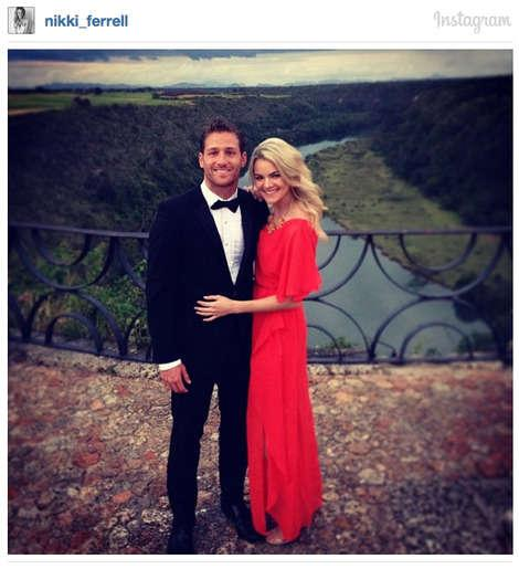 Juan Pablo and Nikki Ferrell