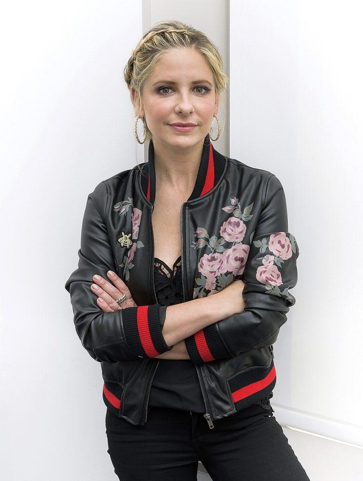 Sarah Michelle Gellar reveals she has also battled with postpartum depression. (Photo: Christopher Smith/Invision/AP)