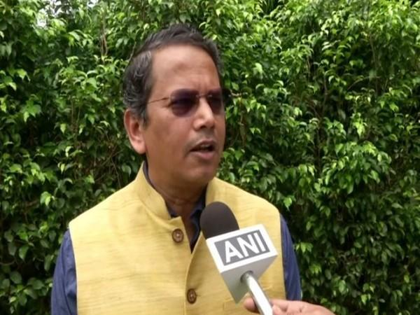 BJP Foreign affairs in-charge Vijay Chauthaiwale (file photo)