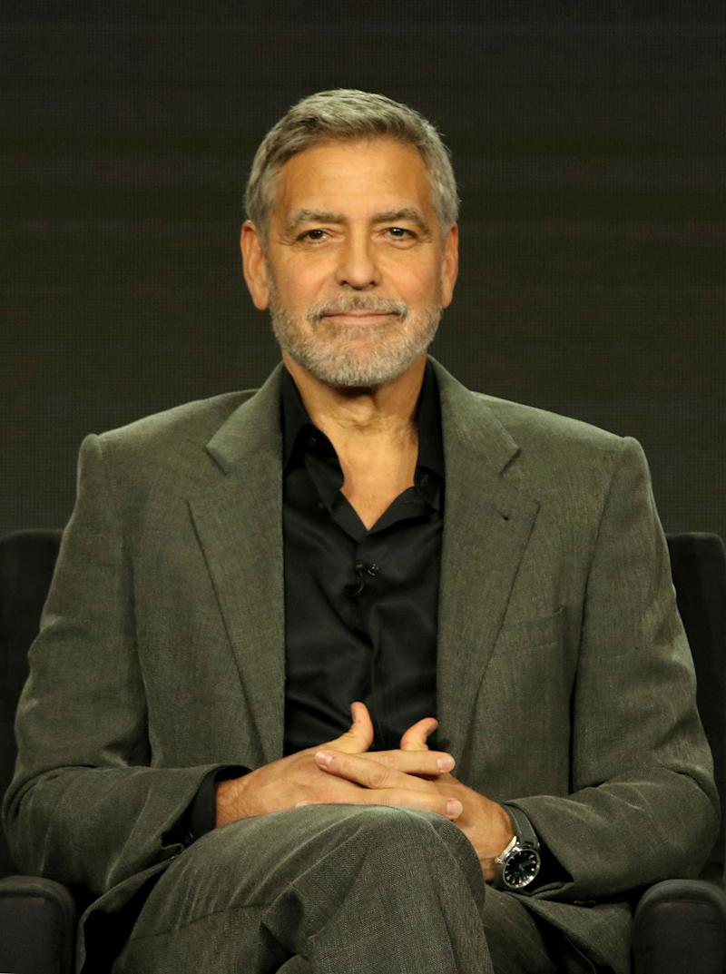 George Clooney (Photo: Willy Sanjuan/Invision/AP)