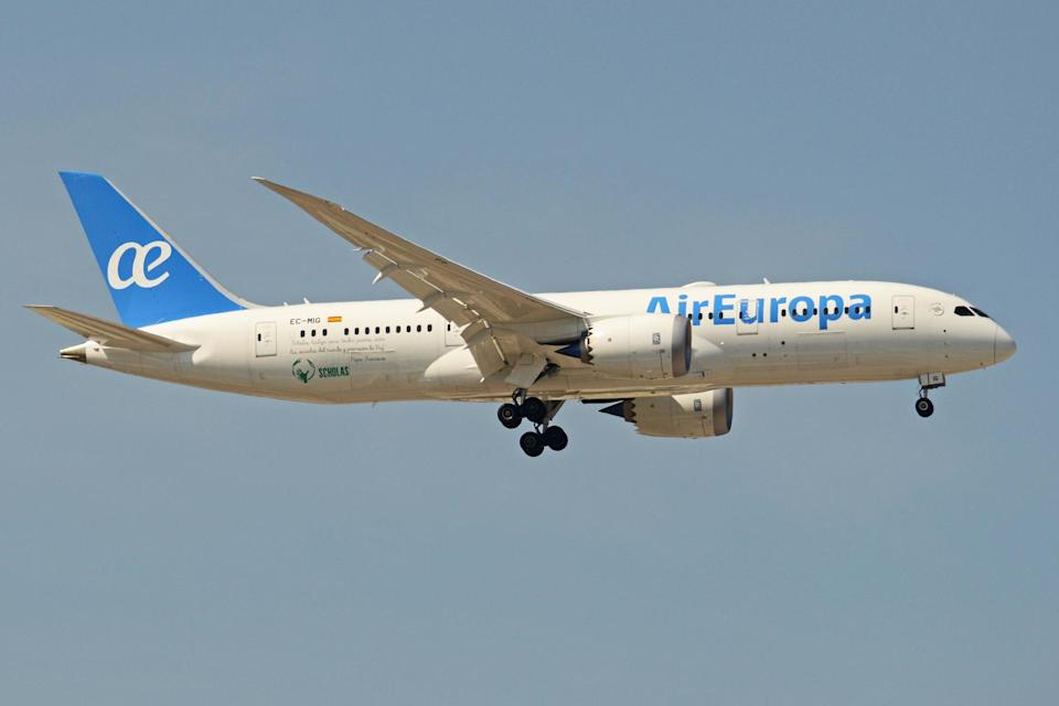 Air Europa has been bought by IAG (Flickr/Alan Wilson)