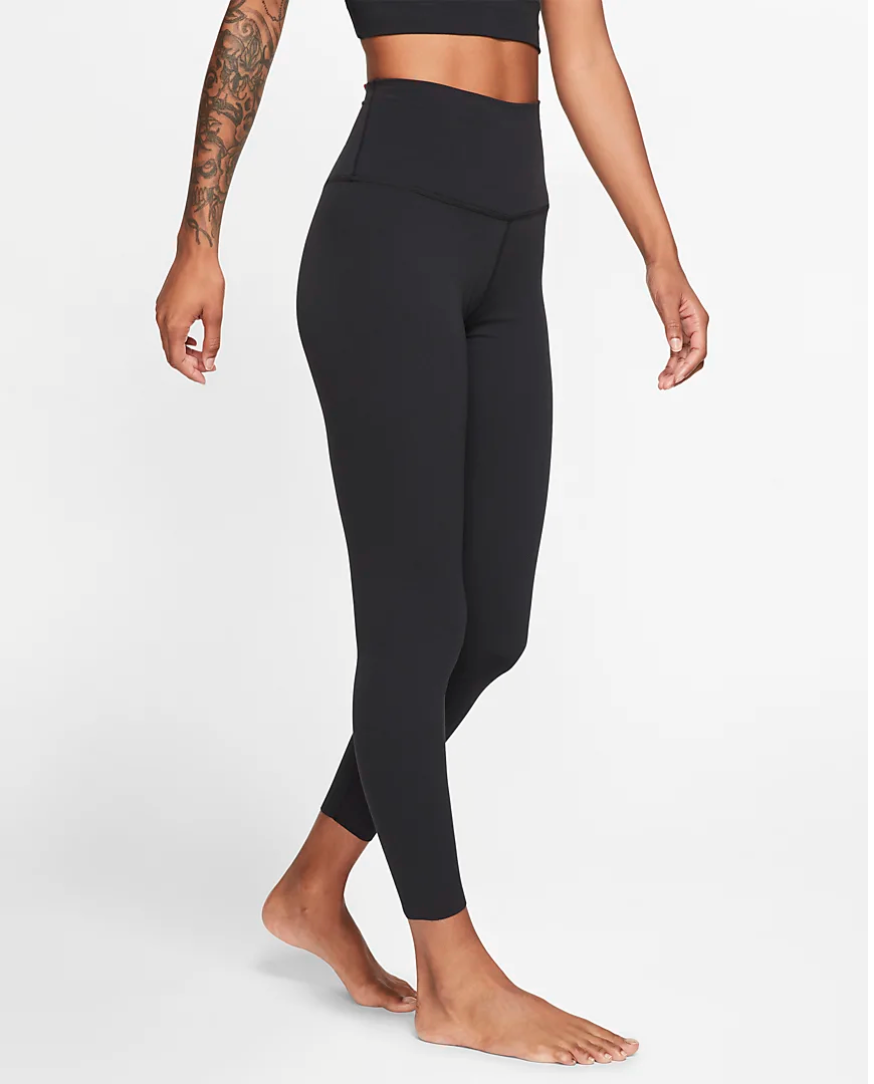 high-waisted Yoga Luxe leggings from Nike