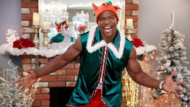whats on tonight terry crews saves christmas and tony bennett celebrates his 90th birthday