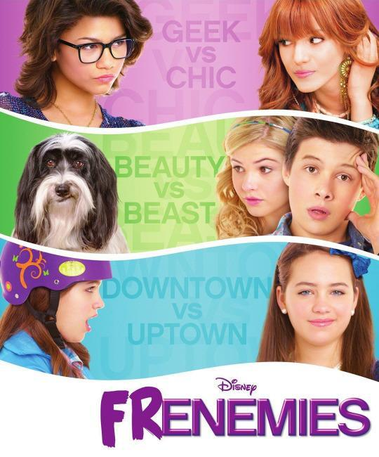 <p>Popular Disney superstarlets Bella Thorne and Zendaya star in this modern American riff on <em>Battle Royale</em> in which three sets of BFFs battle to the death for the viewing public's sick pleasure. <em>(Credit: Disney Channel)</em> </p>