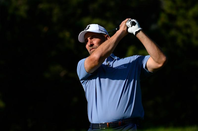 John Smoltz stumbles in ugly opening round at U.S. Senior Open