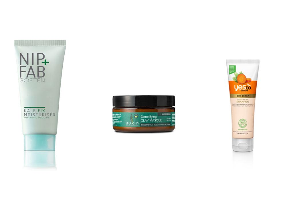 Tried and tested: Vegetable-based beauty
