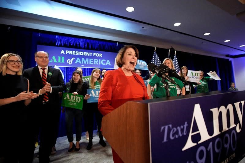 Dems lay a big caucus egg: No results from Iowa election