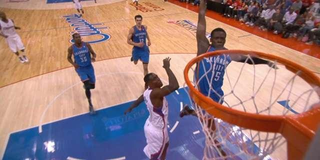 Kevin Durant powers Oklahoma City into the Western Conference Finals