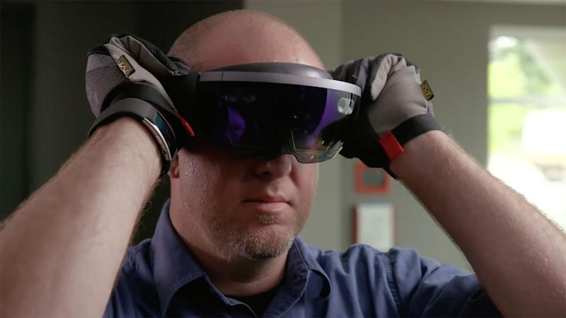 Going up? HoloLens is now a key tool for Thyssen Krupp elevator technicians