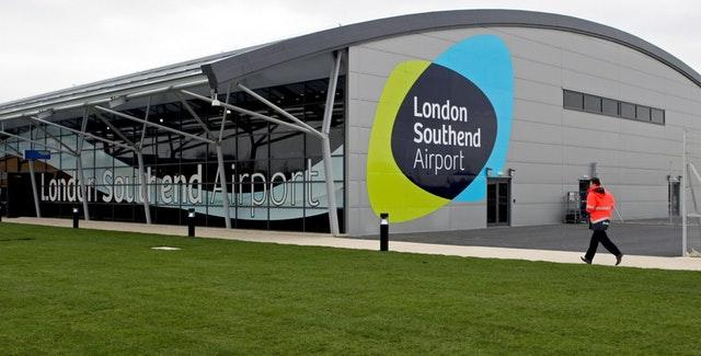 New terminal at London Southend Airport opened