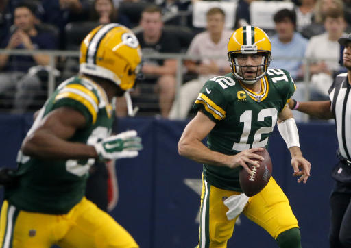 Packers vs. Lions: Aaron Rodgers doesn't equal big points