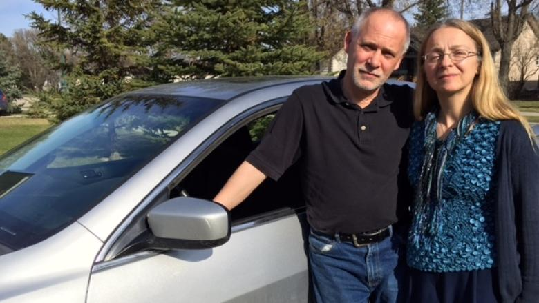 Couple shocked dealer didn't disclose damage to 'new' car