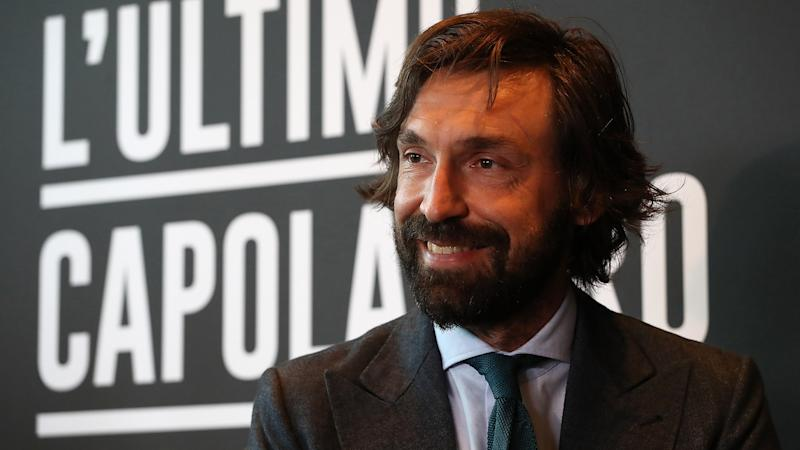 Pirlo was laughing like crazy when he got the Juventus job, says Galliani