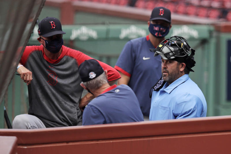AP sources: About 10 MLB umpires opt out over virus concerns