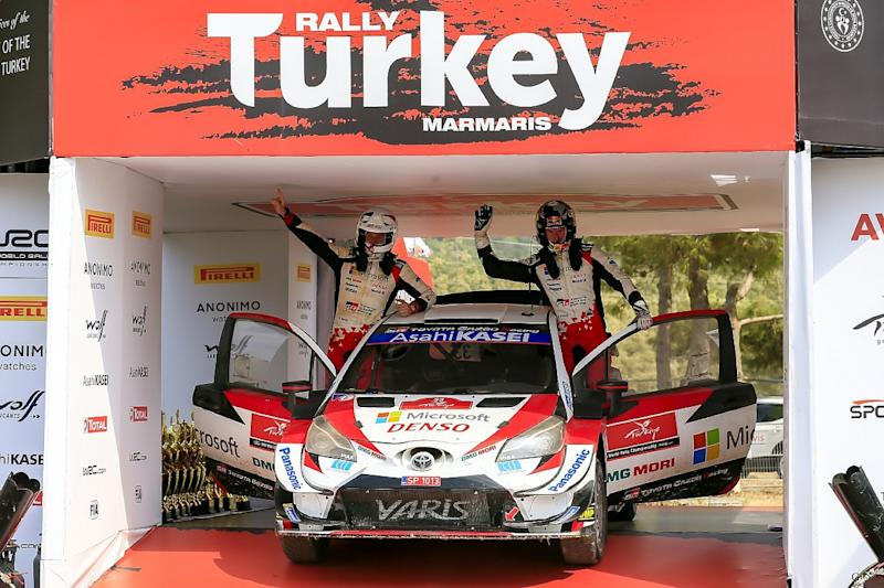 Evans taking nothing for granted with WRC points lead