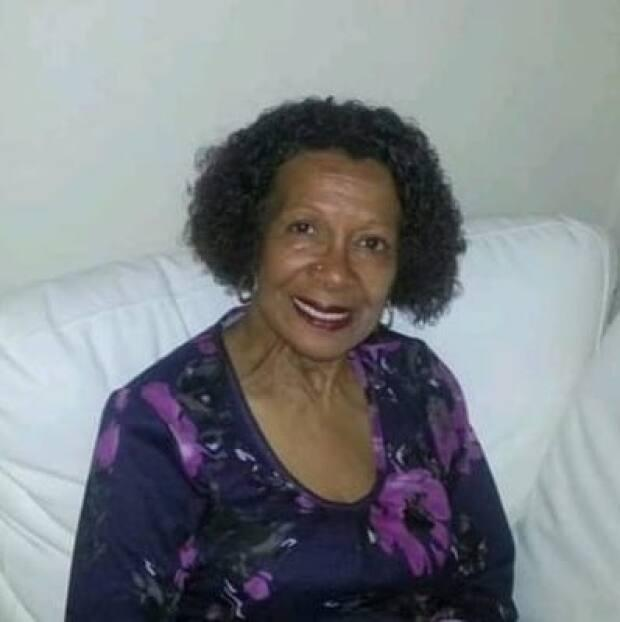 Madeline Fradette, 76, was hospitalized with COVID-19 recently.