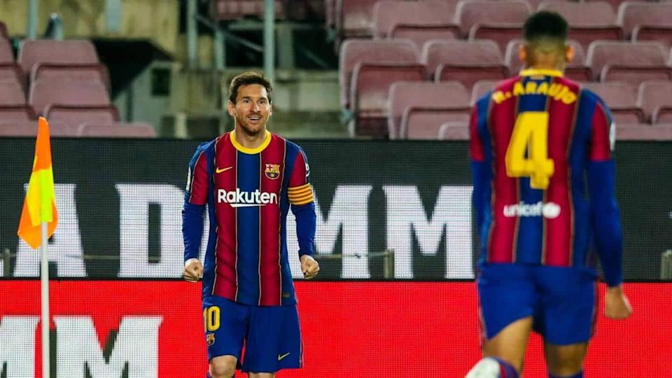 La Liga, Messi scripts these records for Barcelona: Details here