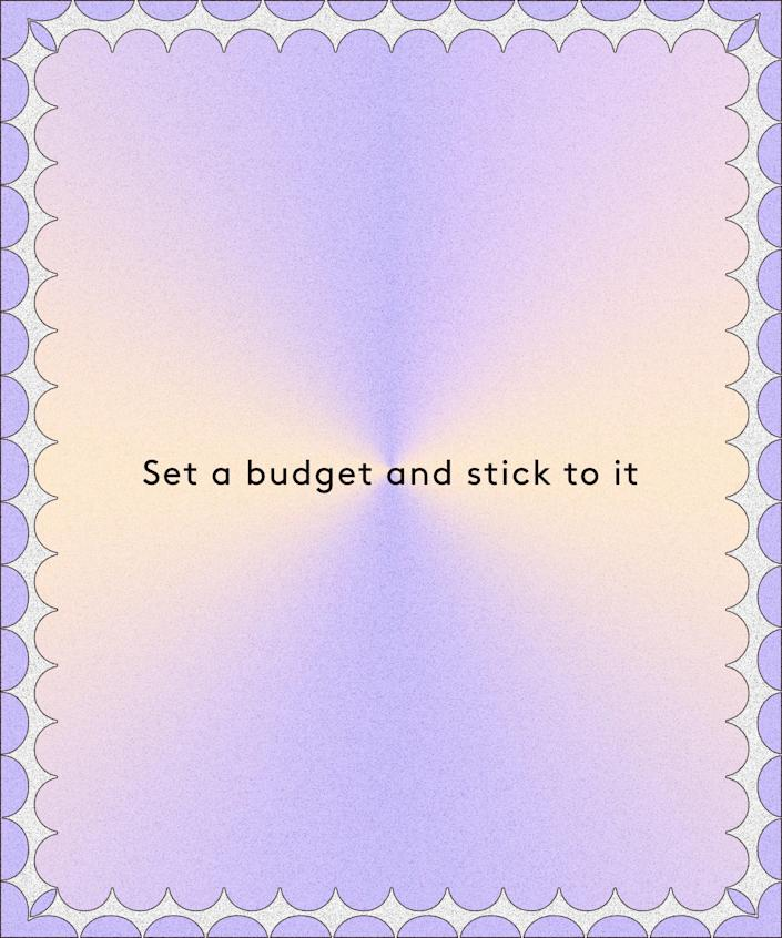 """<h2>Set a budget and stick to it</h2><br>This one can be tricky, but here's a pro tip: Use your <a href=""""https://www.paypal.com/us/webapps/mpp/cvs-qr-code?utm_source=refinery29&utm_medium=refinery29&utm_campaign=cvsgenz"""" rel=""""nofollow noopener"""" target=""""_blank"""" data-ylk=""""slk:Venmo or PayPal app"""" class=""""link rapid-noclick-resp"""">Venmo or PayPal app</a> instead of cash or cards — the touch-free payment experience is a quick and easy way to check out and can help you digitally keep track of how much you're spending. Plus, your first in-store purchase of $20 or more gets you $10 cash back, which means you can go ahead and grab that extra lipstick, after all."""