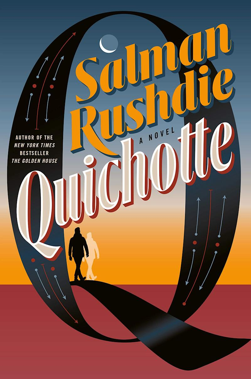 Salman Rushdie cleverly satirizes modern life in Don Quixote retelling Quichotte